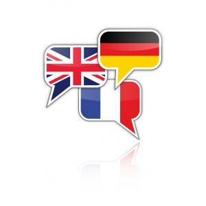 Professionelle Sprachlösungen in Englisch, Französisch und Deutsch